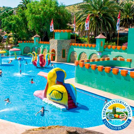 Aquapark santiago chile for Construccion de piscinas santiago chile