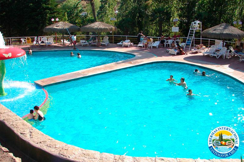 Parque acuatico piscinas restaurant centro vacacional for 3 t piscina